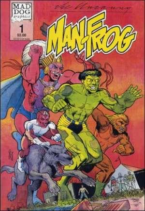 Man-Frog (1987)#1