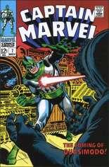 Captain Marvel (1968-1979) #7