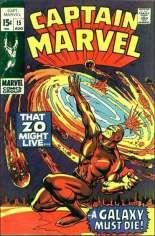 Captain Marvel (1968-1979) #15