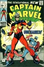 Captain Marvel (1968-1979) #17