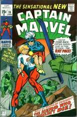 Captain Marvel (1968-1979) #20