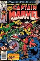 Captain Marvel (1968-1979) #50