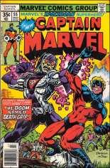 Captain Marvel (1968-1979) #55