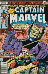 Captain Marvel (1968-1979) #56 Variant A