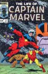 Life of Captain Marvel (1985) #3