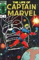 Life of Captain Marvel (1985) #5