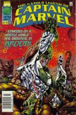 Untold Legend of Captain Marvel (1997) #3 Variant A: Newsstand Edition