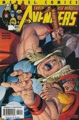 Avengers (1998-2004) #44 Variant B: Direct Edition; Alternately Numbered #459