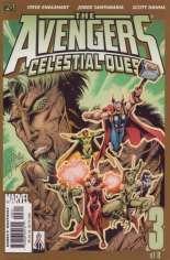 Avengers: Celestial Quest (2001-2002) #3