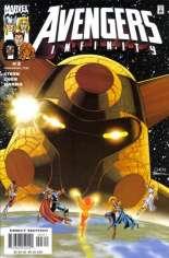 Avengers Infinity (2000) #3