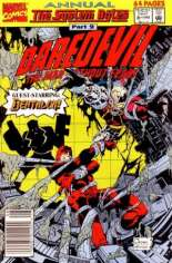 Daredevil (1964-1998) #Annual 8 Variant A: Newsstand Edition