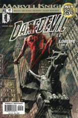 Daredevil (1998-2011) #41 Variant B: Direct Edition; Alternately Numbered #421