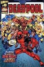 Deadpool (1997-2002) #0: Giveaway w/ Wizard #87