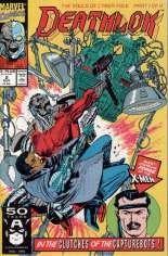 Deathlok (1991-1994) #2