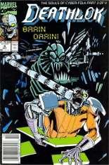 Deathlok (1991-1994) #4 Variant A: Newsstand Edition