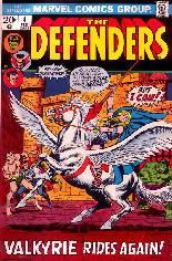 Defenders (1972-1986) #4 Variant A