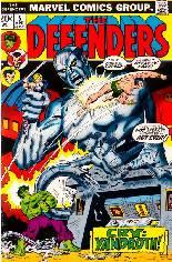 Defenders (1972-1986) #5 Variant A