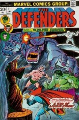Defenders (1972-1986) #11 Variant A