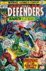Defenders (1972-1986) #15 Variant A