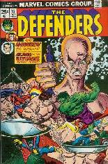 Defenders (1972-1986) #16 Variant A