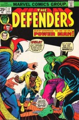Defenders (1972-1986) #17 Variant A