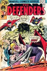 Defenders (1972-1986) #35 Variant A