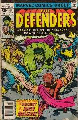 Defenders (1972-1986) #44 Variant A