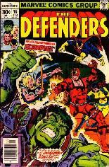 Defenders (1972-1986) #46 Variant A