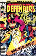 Defenders (1972-1986) #48 Variant A