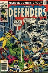 Defenders (1972-1986) #49 Variant A