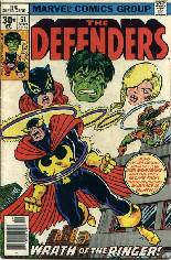 Defenders (1972-1986) #51 Variant A