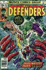 Defenders (1972-1986) #54