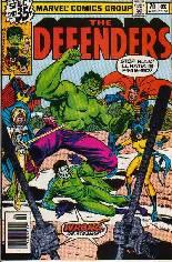Defenders (1972-1986) #70