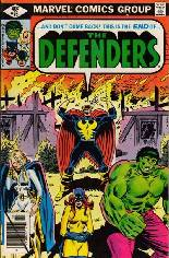 Defenders (1972-1986) #75 Variant B: Direct Edition
