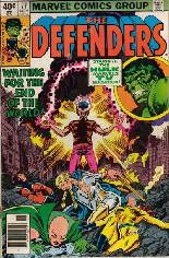 Defenders (1972-1986) #77 Variant A: Newsstand Edition