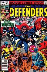 Defenders (1972-1986) #95 Variant A: Newsstand Edition
