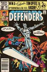 Defenders (1972-1986) #101 Variant A: Newsstand Edition