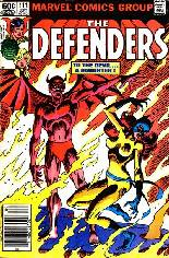 Defenders (1972-1986) #111 Variant A: Newsstand Edition
