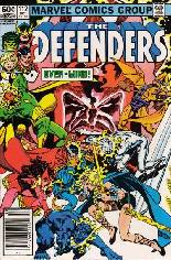 Defenders (1972-1986) #112 Variant A: Newsstand Edition