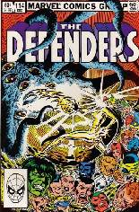 Defenders (1972-1986) #114 Variant B: Direct Edition