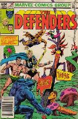 Defenders (1972-1986) #115 Variant A: Newsstand Edition