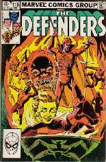 Defenders (1972-1986) #116 Variant B: Direct Edition
