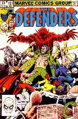Defenders (1972-1986) #121 Variant B: Direct Edition