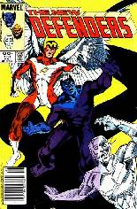 Defenders (1972-1986) #131 Variant A: Newsstand Edition