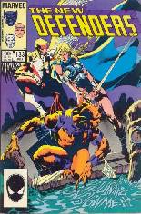 Defenders (1972-1986) #133 Variant B: Direct Edition