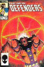 Defenders (1972-1986) #136 Variant B: Direct Edition