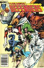 Defenders (1972-1986) #138 Variant A: Newsstand Edition