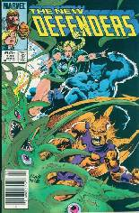 Defenders (1972-1986) #141 Variant A: Newsstand Edition