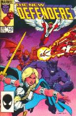 Defenders (1972-1986) #142 Variant B: Direct Edition