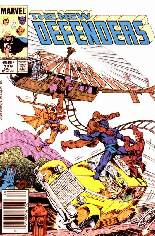Defenders (1972-1986) #148 Variant A: Newsstand Edition